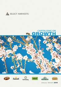 2018 Select Harvests Annual Report